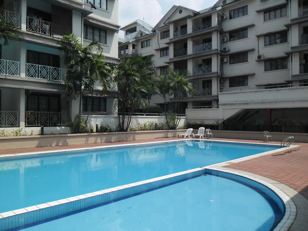 Room In Apartment For Rent At Bangsar Permai Bangsar
