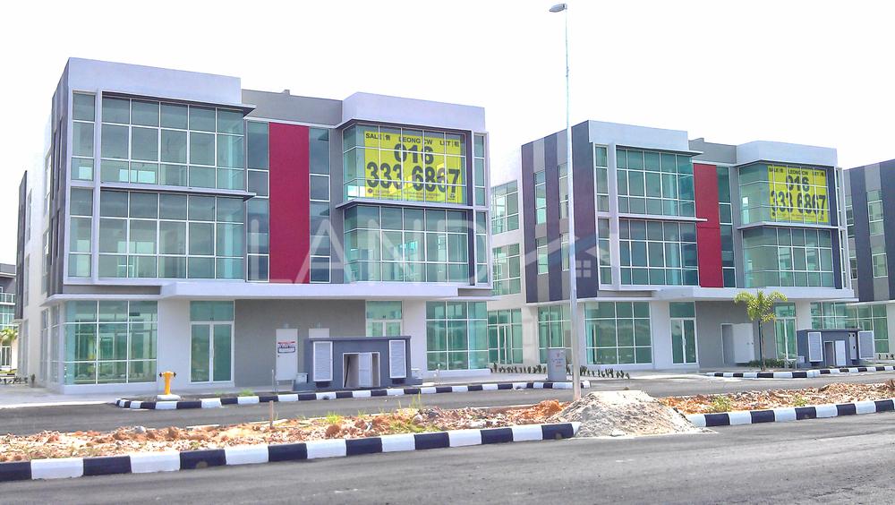Bungalow for rent at sunway city ipoh tambun land