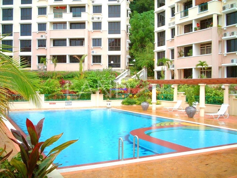Condominium For Sale At Sunrise Garden, Sungai Ara | Land+