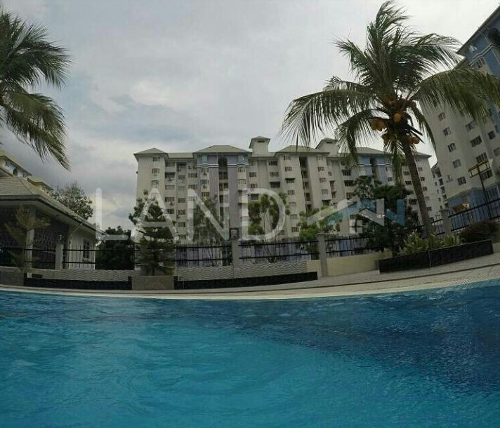 Room In Apartment For Rent At Tasik Heights Bandar Selatan