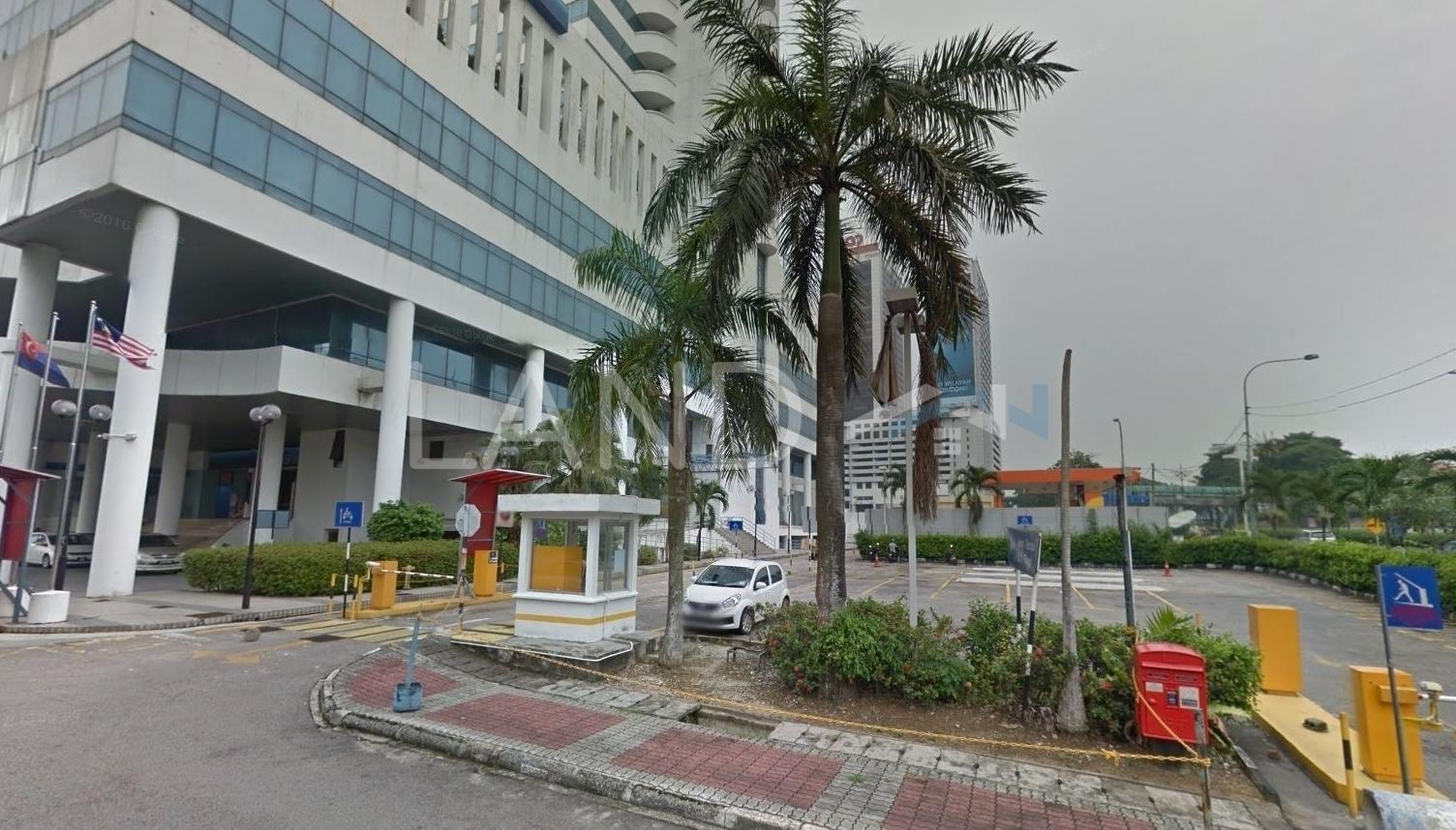 Fully Furnished Office For Rent At City Plaza Jb City Centre Land