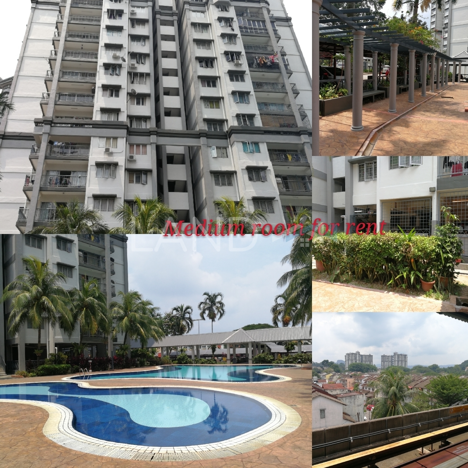 Fully Furnished Room In Apartment For Rent At Menara Alpha
