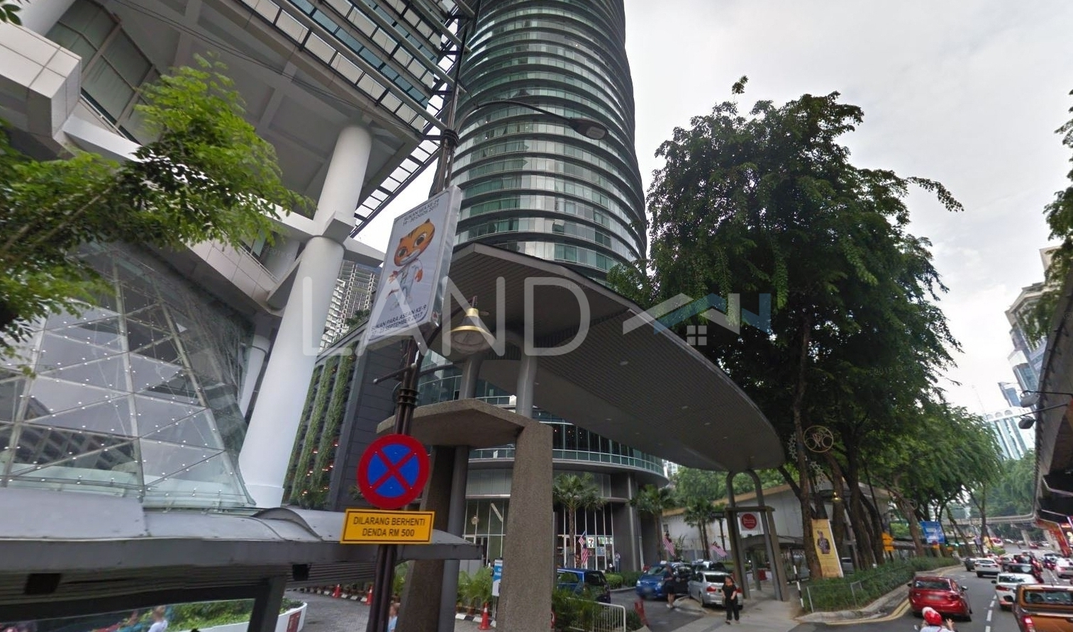 Room In Apartment For Rent At Vortex Klcc Land
