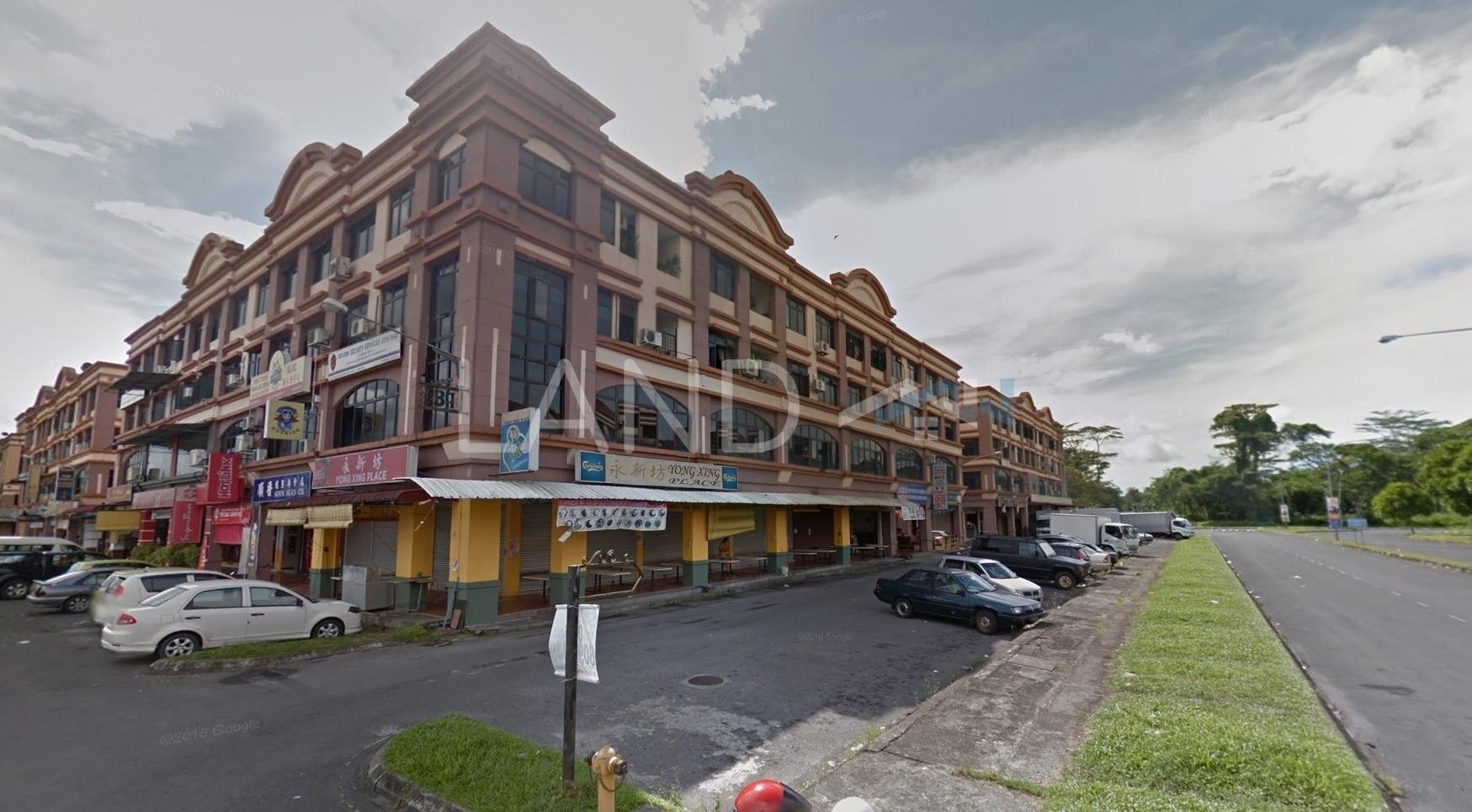 Condominium For Rent At Mjc Batu Kawa Kuching Land