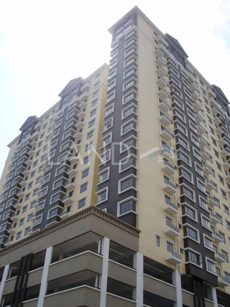 Condominium For Sale At 1 Petaling Taman Castlefield