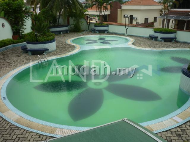 Unfurnished Low Cost Flat For Rent At Midah Ria Taman Midah Land